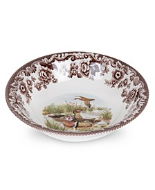Woodland  Duck Ascot Cereal Bowl