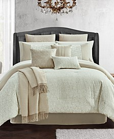 Marlon 14-Pc. Queen Comforter Set