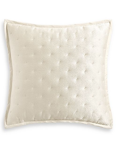 Hotel Collection Classic Ombré Leopard Quilted European Sham, Created for Macy's