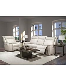 Kolbrooke Leather Sofa Collection