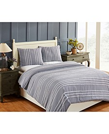 Winston Full/Queen Comforter Set