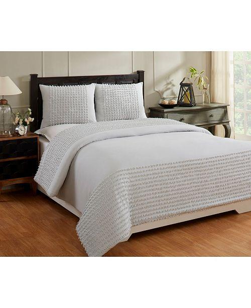 Better Trends Olivia Full/Queen Comforter Set