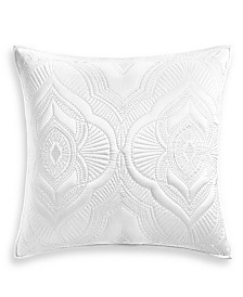 Hotel Collection Classic Medallion Quilted European Sham, Created for Macy's