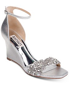 Badgley Mischka Aliyah Dress Sandals