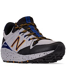 New Balance Big Boys' Cruz Crag V1 Trail Running Sneakers from Finish Line