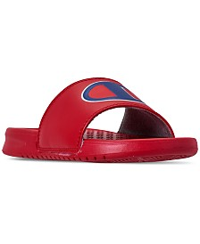 Champion Little Boys' Super Slide Sandals from Finish Line
