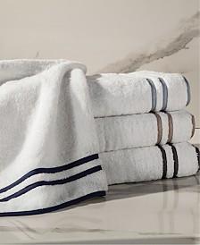 Home Treasures Ribbons Turkish Terry Bath Towel