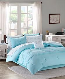 Toren 9-Pc. Full Comforter Set
