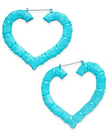 Heart Extra Large Hoop Earrings , Created for Macy's