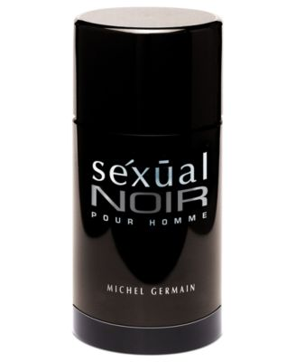Men's Sexual Noir Pour Homme Deodorant, 3 oz - A Macy's Exclusive