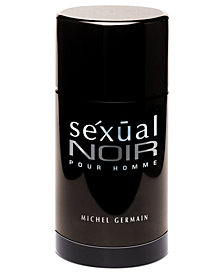 Michel Germain Men's Sexual Noir Pour Homme Deodorant, 3 oz - A Macy's Exclusive