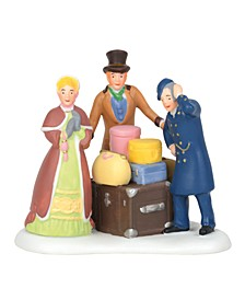 Continental Tour Or London Figurines