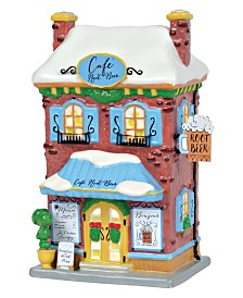 Department 56 Villages Snoopy's Root Beer Café