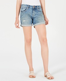 Lucky Brand Ava Denim Shorts