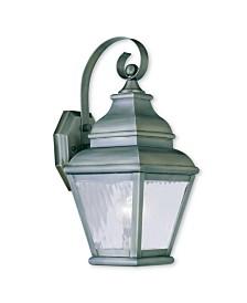 Livex Exeter 1-Light Outdoor Wall Lantern