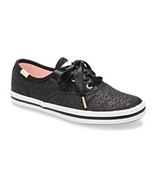 Toddler & Little Girls Keds x Kate Spade Champion Glitter Sneaker