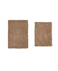 Fantasia Bath Rug 2 Pc