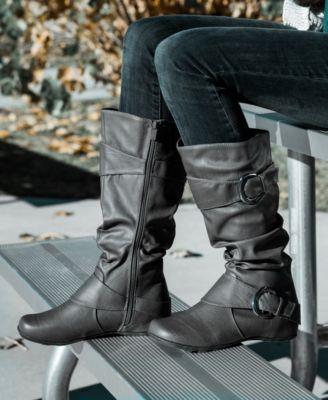Journee Collection Women's Paris Boot