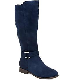 Women's Comfort Cate Wide Calf Boot