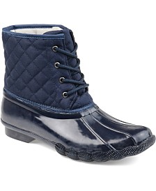 Journee Collection Women's Chill Snow Boot