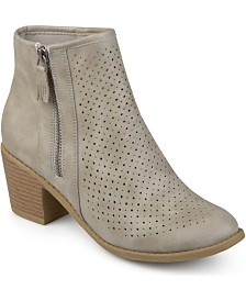 Journee Collection Women's Comfort Meleny Bootie