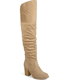 Women's Extra Wide Calf Kaison Boot