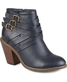 Women's Strap Boot