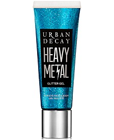 Sparkle Out Loud Heavy Metal Glitter Gel