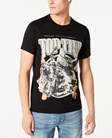 GUESS Men's Top Tier Graphic T-Shirt