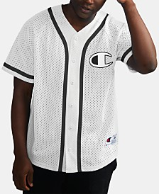 Champion Men's C-Life Mesh Baseball Jersey