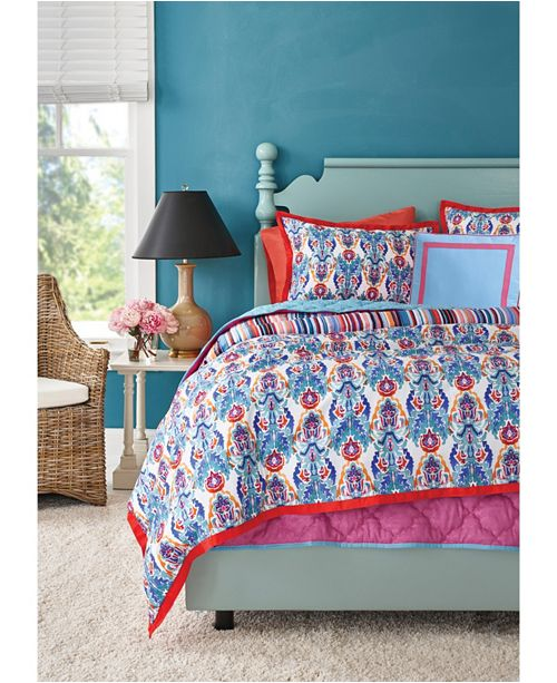 VCNY Home Cottage Cove Olivia 4-Pc. Twin/Twin XL Comforter Set