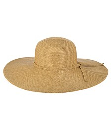 Big-Brim Floppy Hat