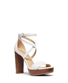 3cd1043e2b Michael Kors Alexia Platform Sandals & Reviews - Sandals & Flip ...
