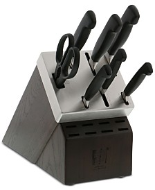 Zwilling J.A. Henckels Four Star Self-Sharpening 8-Pc. Cutlery Set