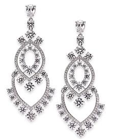 Eliot Danori Crystal Chandelier Earrings, Created for Macy's