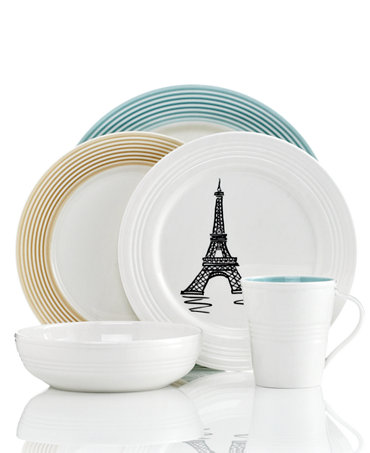 lenox dinnerware tin can alley mix and match collection dinnerware dining entertaining. Black Bedroom Furniture Sets. Home Design Ideas