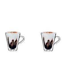 Luigi Bormioli 3.5 oz. Thermic Espressino Cup, Set of 2