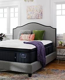 "Stearns & Foster Estate Cassatt 16"" Luxury Ultra Plush Euro Pillow Top Mattress Collection"