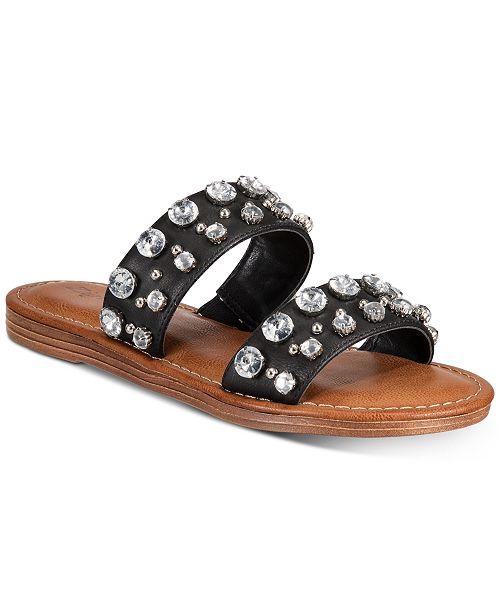 ZIGIny ZigiSoho Kalysta Embellished Flat Sandals