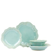 Vietri Incanto Baroque 4 Piece Place Setting