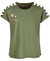 91e17656 Ideology Big Girls Strappy T-Shirt, Created for Macy's
