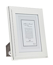 Philip Whitney Silver Outer Lines Frame - 5x7