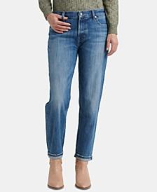 Sienna Slim-Leg Boyfriend Jeans