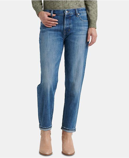 Lucky Brand Sienna Slim-Leg Boyfriend Jeans