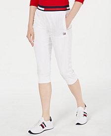 Tommy Hilfiger Sport Logo-Elastic Pants
