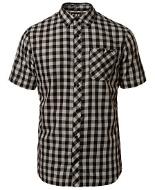 Fox Men's Plaid Shirt