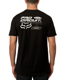 Fox x Pro Circuit Men's Logo T-Shirt
