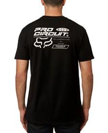 Fox x Pro Circuit Men's Logo T-Shirt