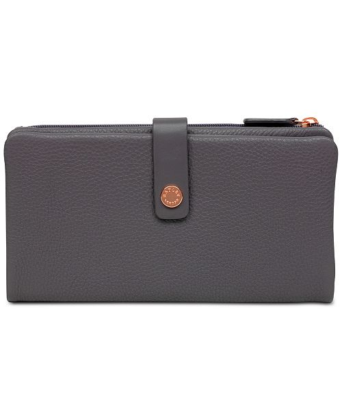 Radley London Larks Wood Large Tab Leather Wallet