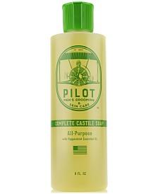 Pilot Men's Grooming & Skin Care Complete Castile Soap, 8-oz.
